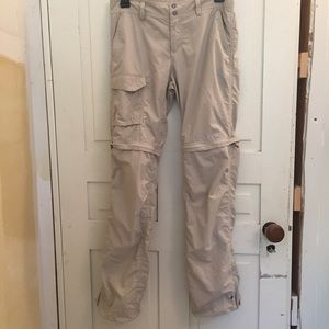 Dry fit Omni-shade, Columbia pants